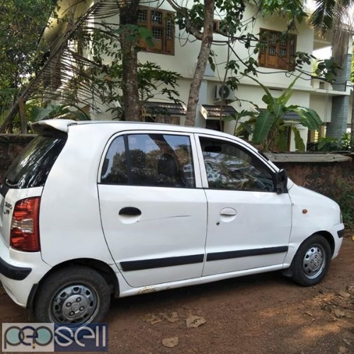 Santro Xing 2004 for sale at Maradu Tripunithura 1