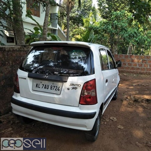 Santro Xing 2004 for sale at Maradu Tripunithura 2