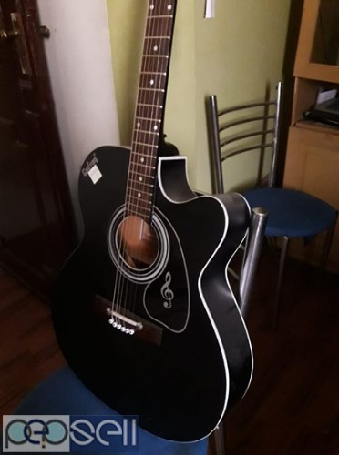 Acoustic guitar Superb sound strumming quality for sale 0