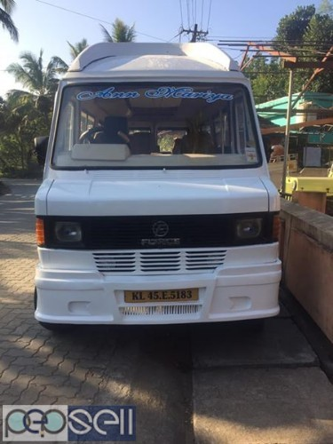 2004 12 seat traveller for sale at Angamali 0