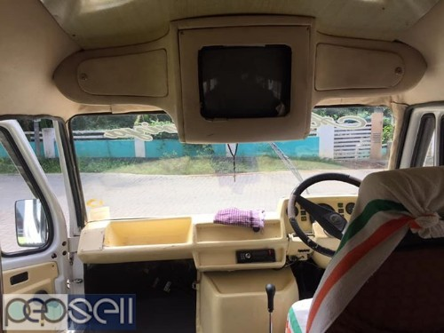 2004 12 seat traveller for sale at Angamali 1