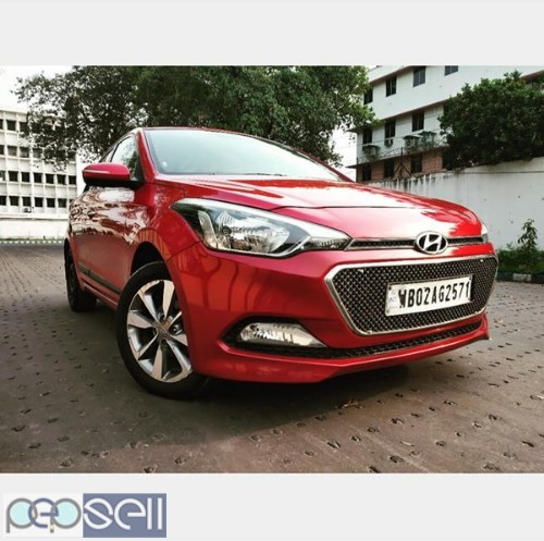 2015 Hyundai i20 diesel 2015 model at Howrah 0