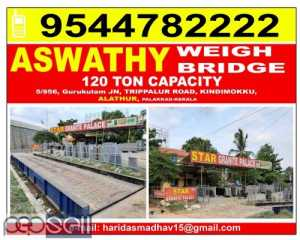 ASWATHY WEIGH BRIDGE ALATHUR-High Capacity Weigh Bridge Alathur