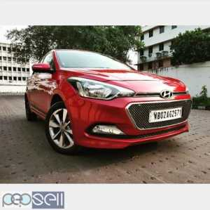 2015 Hyundai i20 diesel 2015 model at Howrah