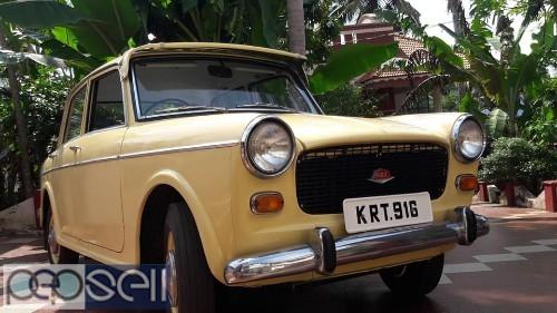 Vintage Premier Padmini petrol car for sale 0