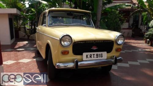 Vintage Premier Padmini petrol car for sale 1