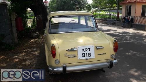 Vintage Premier Padmini petrol car for sale 3