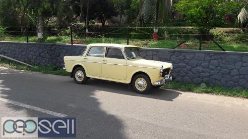 Vintage Premier Padmini petrol car for sale 4