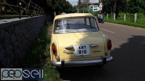 Vintage Premier Padmini petrol car for sale 5