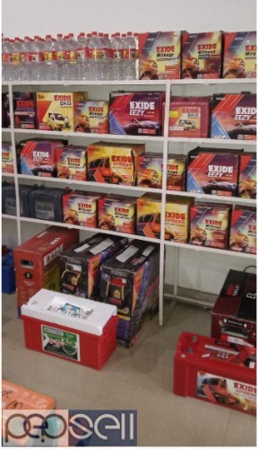 Power World Exide Automotive Battery Dealers Pathanamthitta Ranni,Konni, Adoor, Thiruvalla,Adavi, Kozhencherry, 2