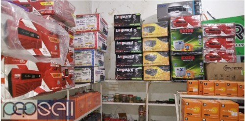 Power World Exide Automotive Battery Dealers Pathanamthitta Ranni,Konni, Adoor, Thiruvalla,Adavi, Kozhencherry, 4