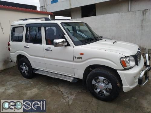 2014 Scorpio Single owner 73000 km driven for sale 1