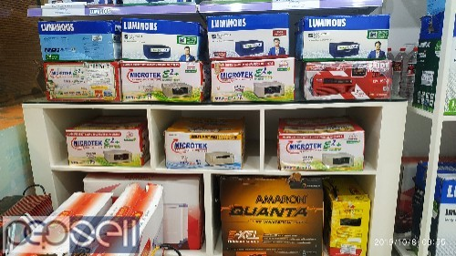 Amaron Battery shop in trikaripur padanna  2