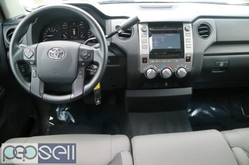 2018 Toyota Tundra SR5 Double Cab 1