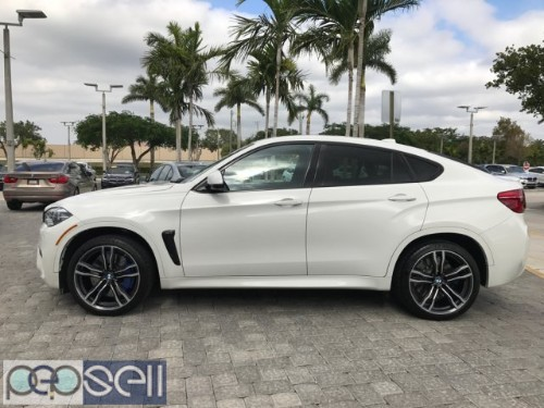 2017 BMW X6 M AWD 0