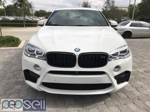 2017 BMW X6 M AWD 1