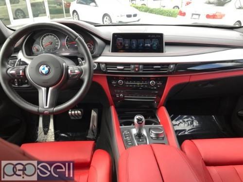 2017 BMW X6 M AWD 3