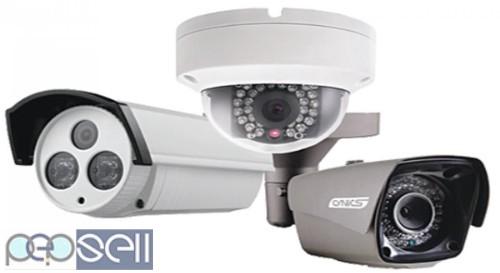 CCTV CAMERA INSTALLATION & SERVICES 1