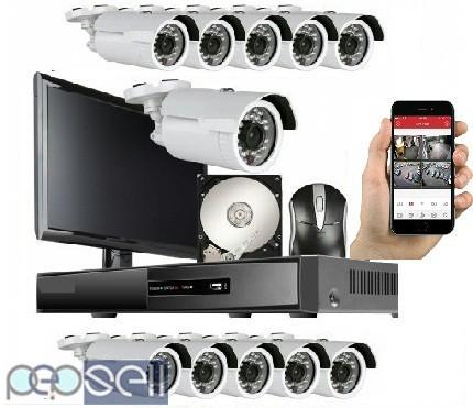 CCTV CAMERA INSTALLATION & SERVICES 4