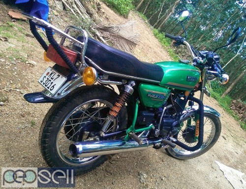 1997 Yamaha RX135 ..good condition for sale 2