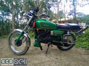 1997 Yamaha RX135 ..good condition for sale