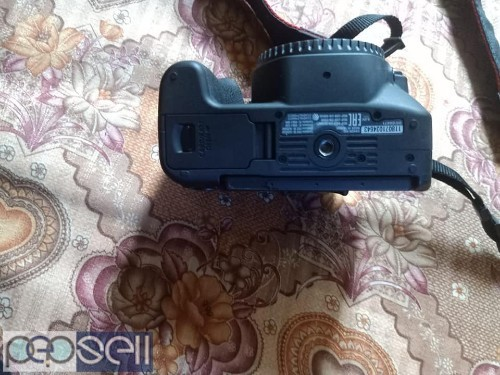 Canon 200d kit 1.4 year old for sale 3