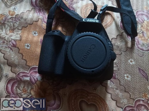Canon 200d kit 1.4 year old for sale 4