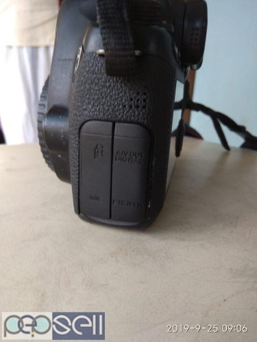 Canon 6D 2 year old body with charger and battery.. 5