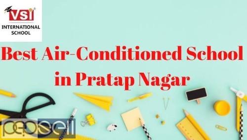Best Air-conditioned School in Pratap Nagar 0