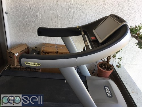 Technology EXC run 700 Treadmill for Sale | Used Home Exercise Equipment. 1