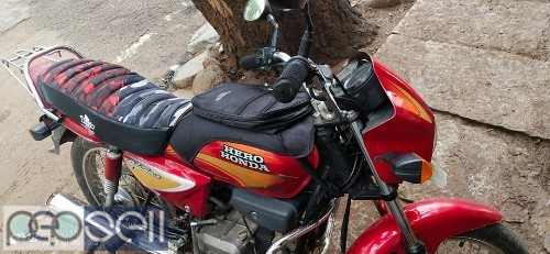 2005 Hero Honda insurance valid for sale 2