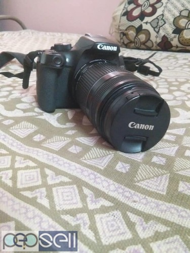 Canon 1300D DSLR Camera Dual Len's with bag for sale 1