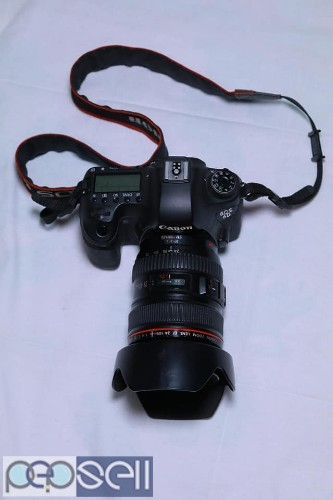Canon 6D with 24-105 mm usm lens 2 years old for sale 5