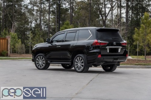 2017 Lexus LX570 Full Options for sale 2