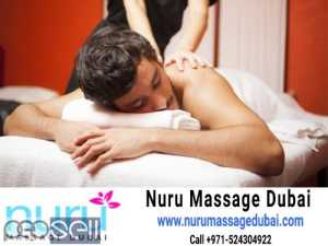Sensual Nuru Massage Dubai at Hotel and Home