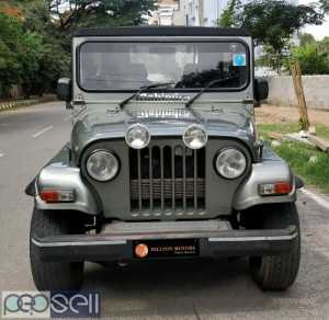 Mahindra Thar 4x4 1st owner 2013 model for sale at Banglore