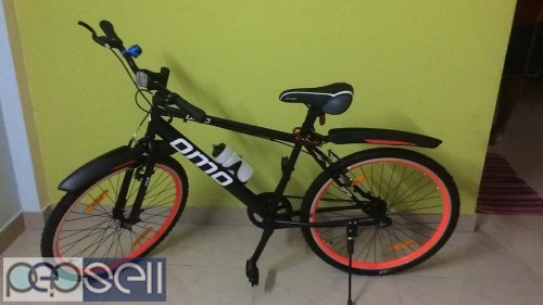 Selling Omo bicycle Never used  0
