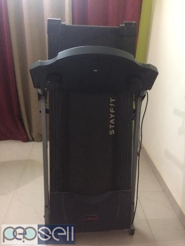 2.5 yrs old Stayfit treadmill for sale  2