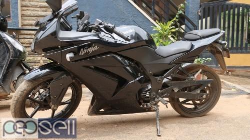 Kawasaki Ninja 250r Model 2012 For Urgent Sale