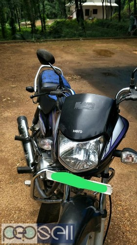 2014 Honda H.F DELUX only 12600 km for sale 1