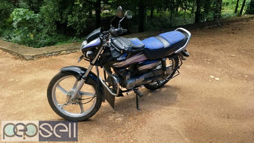 2014 Honda H.F DELUX only 12600 km for sale 2