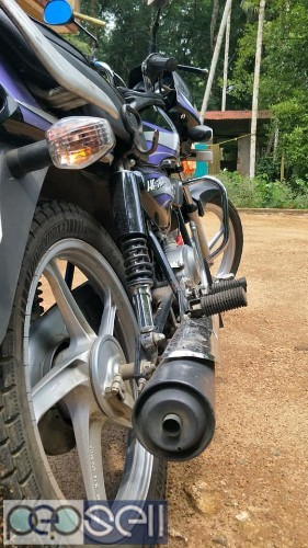 2014 Honda H.F DELUX only 12600 km for sale 4