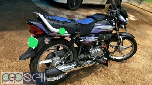 2014 Honda H.F DELUX only 12600 km for sale 5