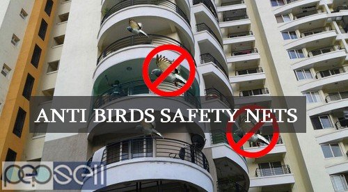 Anti Bird Nets Bangalore 0