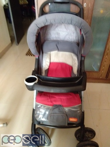 Stroller from Juniors 2 years old and in good condition for sale 0