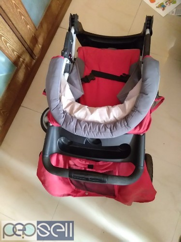 Stroller from Juniors 2 years old and in good condition for sale 1