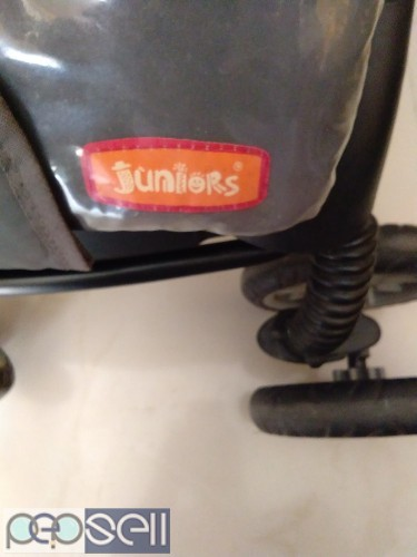 Stroller from Juniors 2 years old and in good condition for sale 2