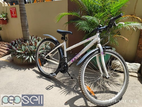 2 years old Btwin Rock Rider 100 for sale 0