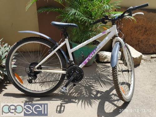 2 years old Btwin Rock Rider 100 for sale 2