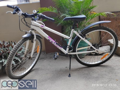 2 years old Btwin Rock Rider 100 for sale 3